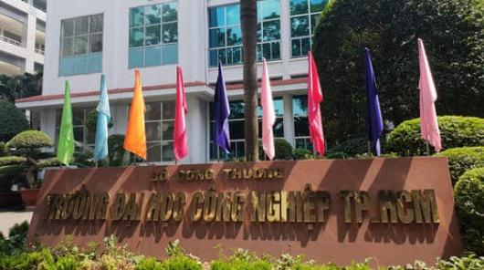 Điểm chuẩn Đại học Công nghiệp TPHCM 2020